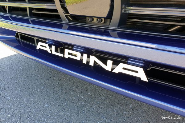 Alpina Letter Front