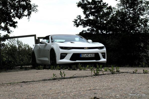 Chevrolet Camaro Cabriolet Front