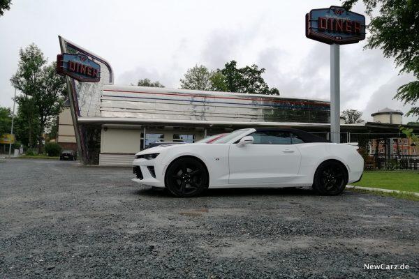 Chevrolet Camaro Cabriolet American Diner