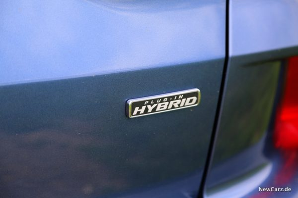 Ford Plug in Hybrid Plakette