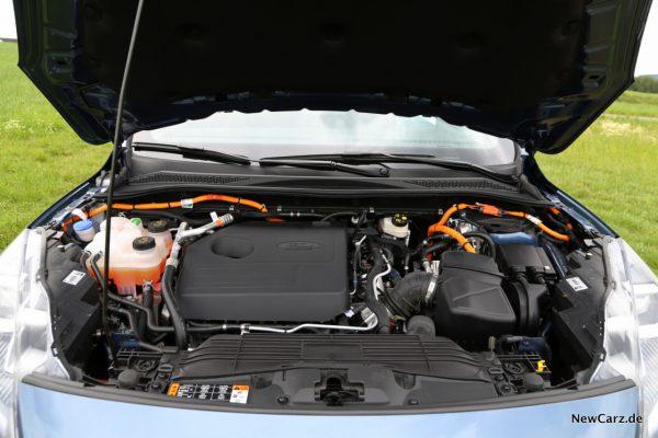 Ford Kuga PHEV Motor