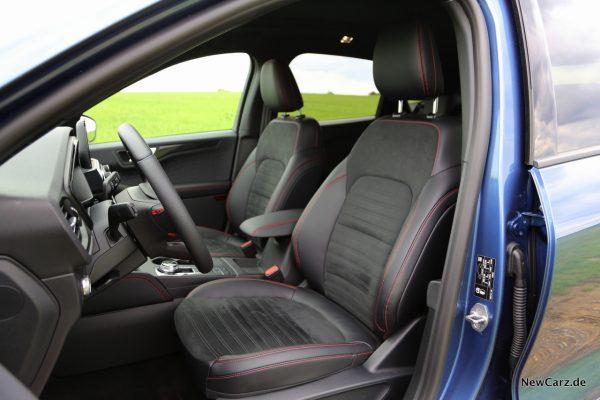 Ford Kuga PHEV Sitze