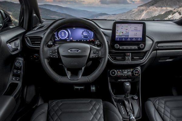 Ford Puma 2020 Interieur