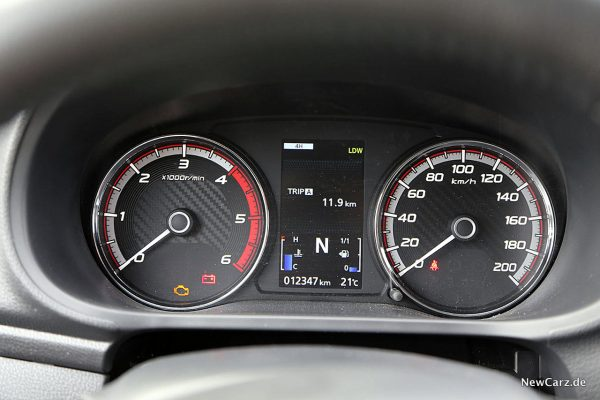Verbrauch im L200 Facelift