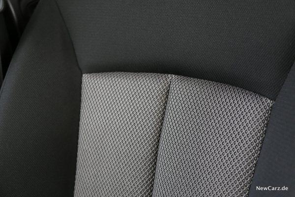 Sitzbezug Nutzfahrzeug