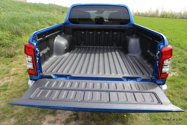 Ladefläche L200 Facelift