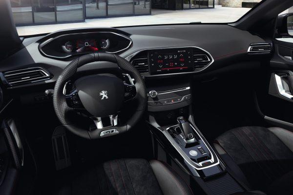 Peugeot 308 Cockpit 2020