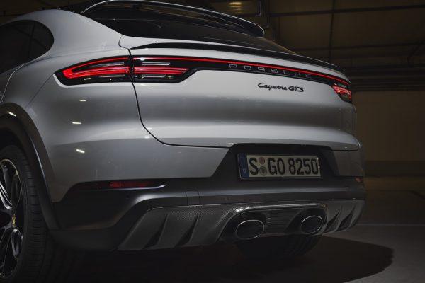 Porsche Cayenne GTS Coupé Heck
