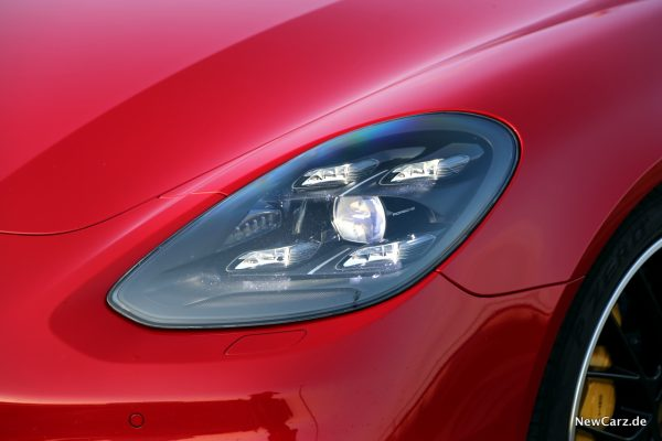 Panamera Matrix LED Scheinwerfer