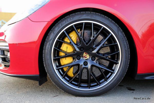 Porsche PCCB