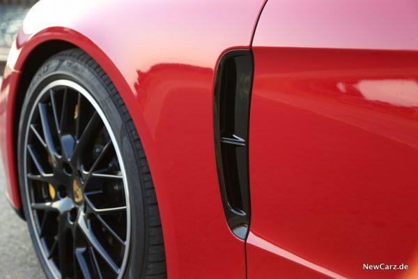 Porsche Panamera GTS Sport Turismo Luftauslass