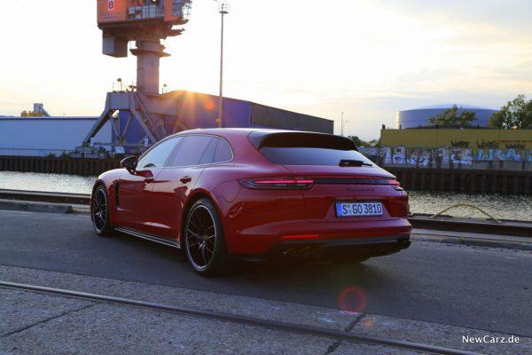 Porsche Panamera GTS Sport Turismo Ausstattung