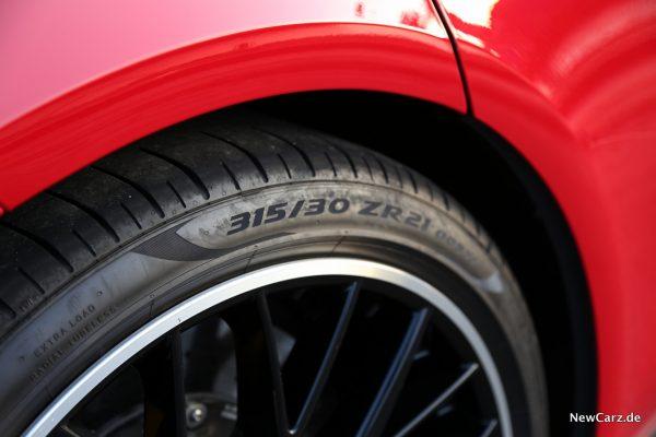 315er Reifen
