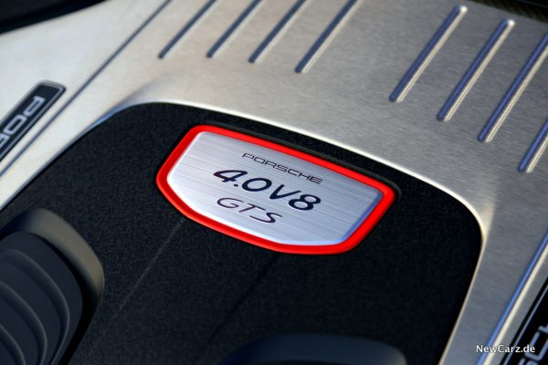4.0 V8 GTS Motor