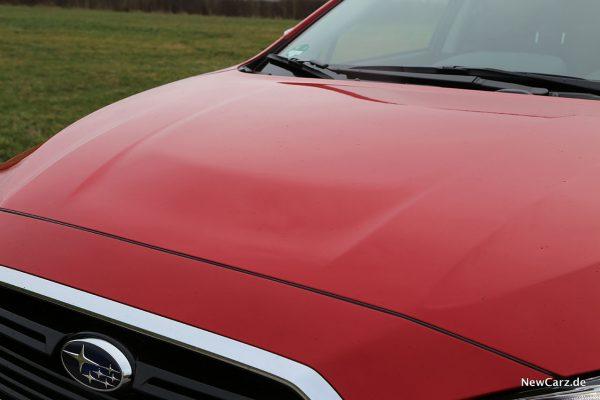 Subaru Levorg Motorhaube