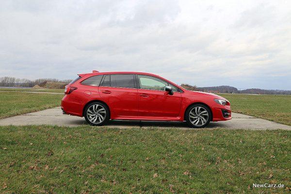 Subaru Levorg Seite