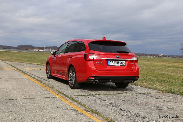 Subaru Levorg 2020 schräg hinten links