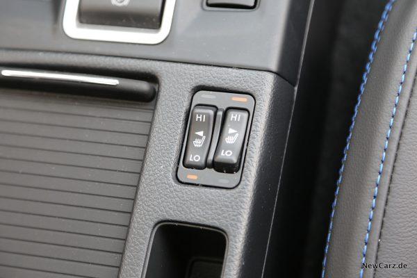 Sitzheizung Kippschalter Subaru