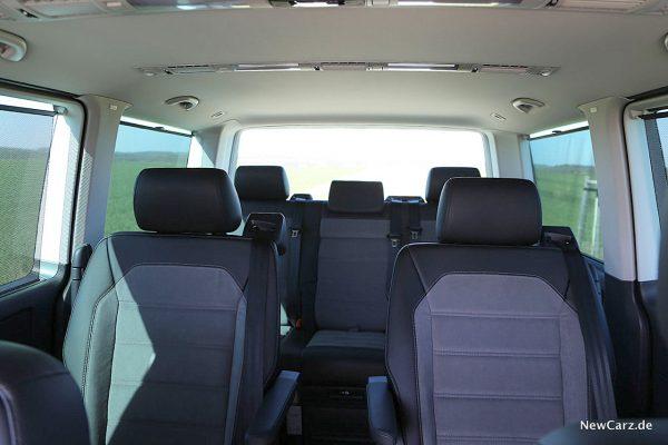 VW T6.1 Innenraum