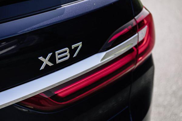 Typenschild XB7