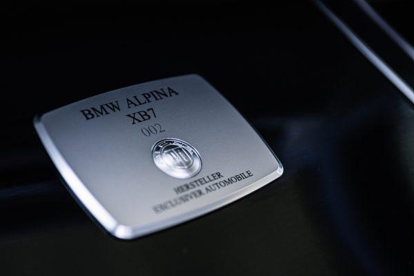 Alpina-Plakette