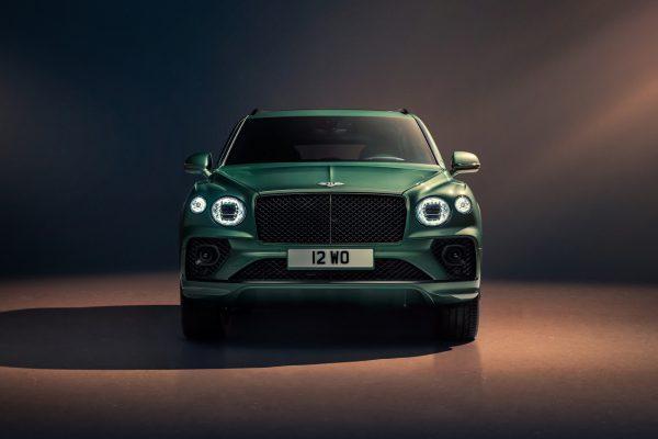 Bentley Bentayga 2020 Front