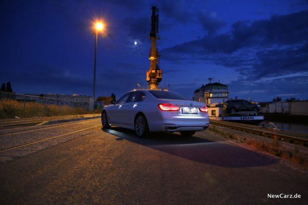 BMW 7er Nightshot