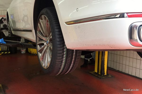 BMW 730d xDrive Reifen