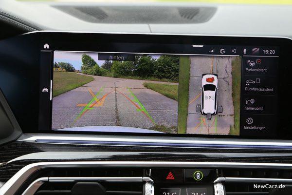 360-Grad-Kamera BMW X7