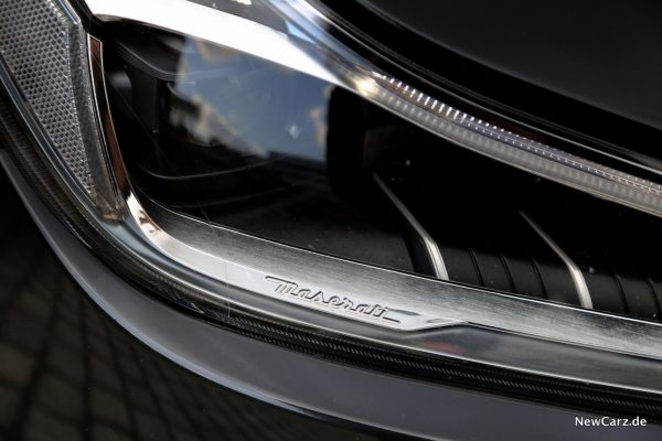 Maserati Ghibli Scheinwerfer