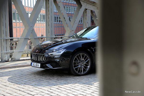 Maserati Ghibli S Q4 Front