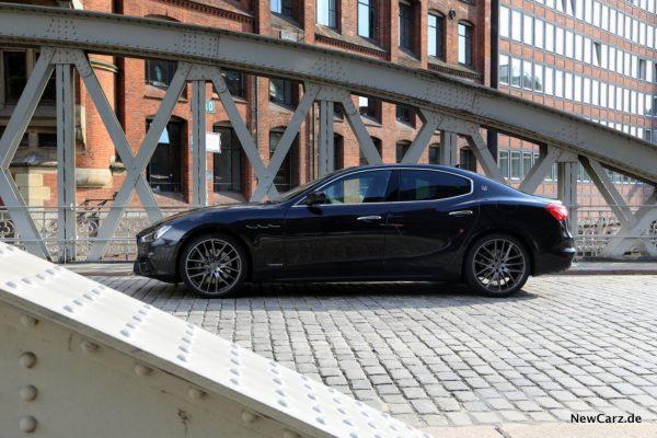 Maserati Ghibli S Q4 Seite