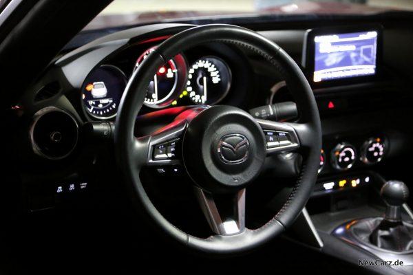 Mazda MX-5 Roadster Lenkrad