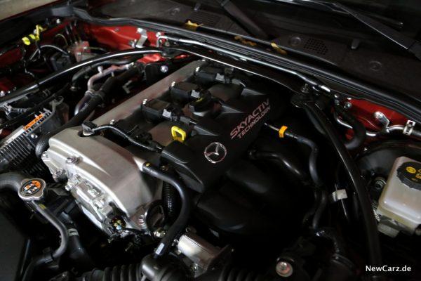 Mazda MX-5 Roadster Motor