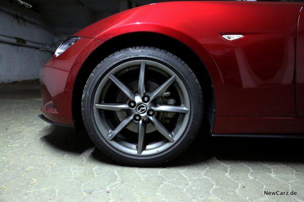 Mazda MX-5 Roadster Bremsen