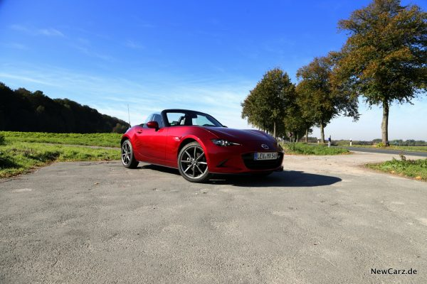 MX-5 Magmarot Metallic
