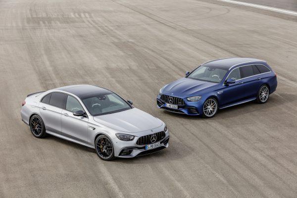 Mercedes-AMG E-Klasse