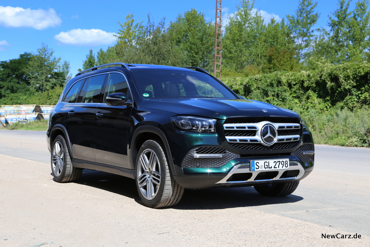 Mercedes-Benz GLS 400d