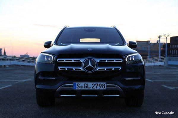 Mercedes-Benz GLS Front