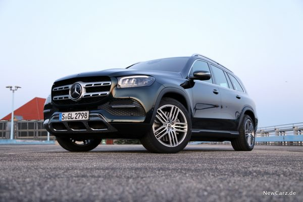 Mercedes-Benz GLS 400d 4MATIC