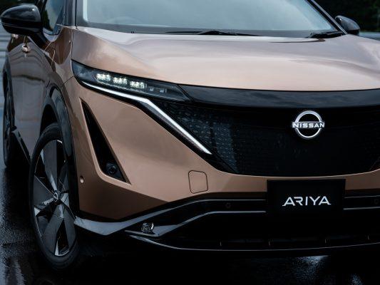 Front Ariya