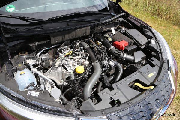 Motorraum DIG-T