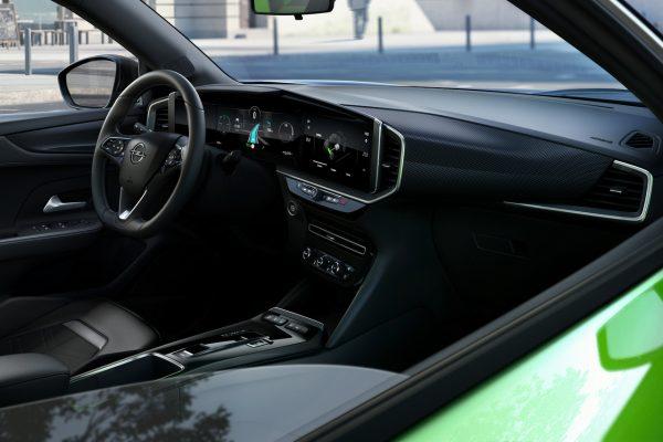 Opel Pure Panel im Mokka