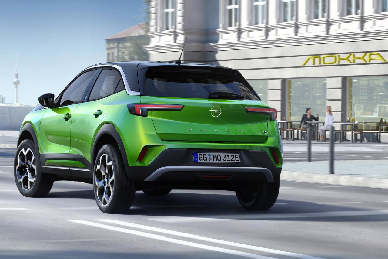 Opel Mokka Start Der Zweiten Generation Newcarz De