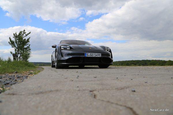 Luftfederung tief Porsche Taycan Turbo S