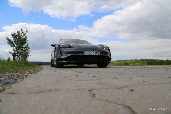Luftfederung hoch Porsche Taycan Turbo S