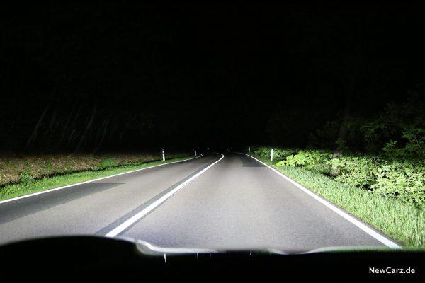 Taycan Abblendlicht