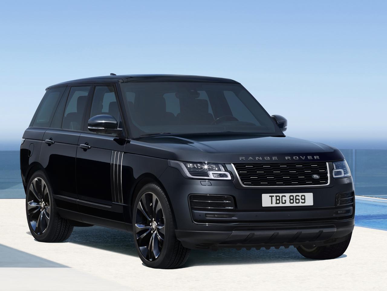 Range Rover SV Autobiography Black Stealth