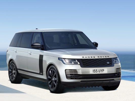 Range Rover Westminster Black Edition
