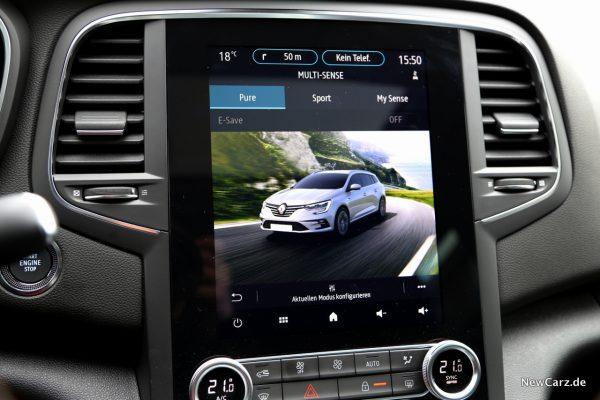 Renault Megane Grandtour E-Tech Plug-in 160 Pure